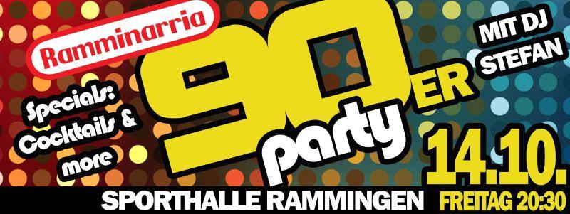 ramminarria-90er-party-2016